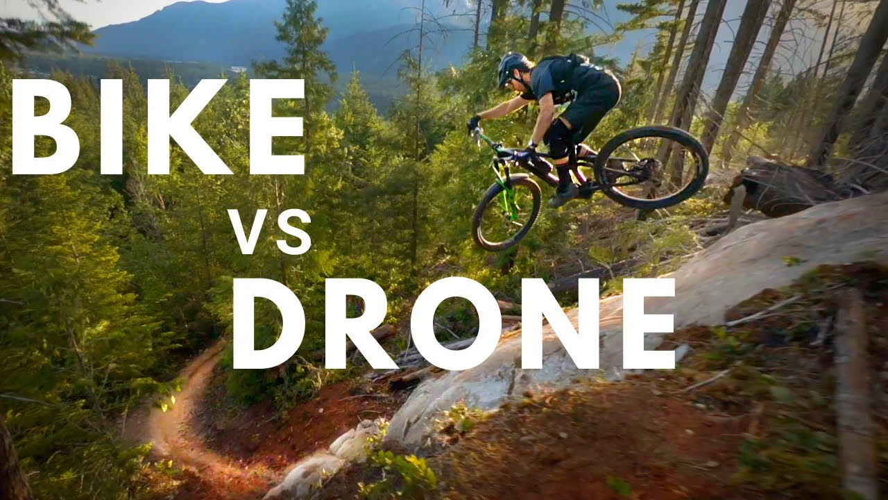 , Remy Metaillier vs Racing Drone