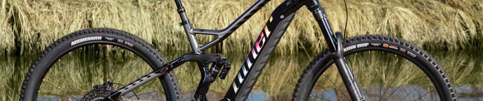 , Niner E9 Series WFO & RIP Electric Mountain Bike EBike