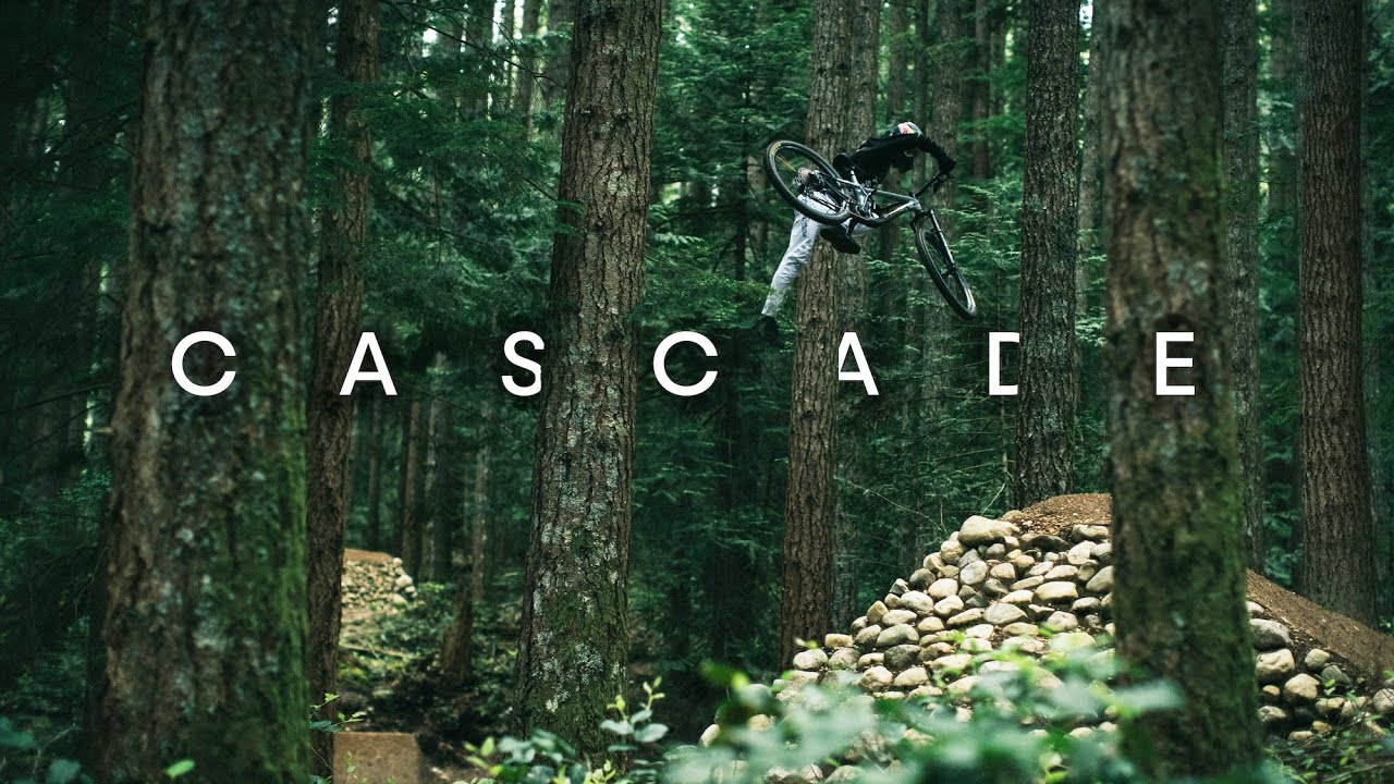 , Brandon Semenuk – Trail Bike Master Class in British Columbia