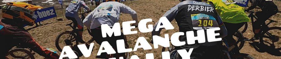 , Jack Reading – Mega Avalanche Qualifying Carnage