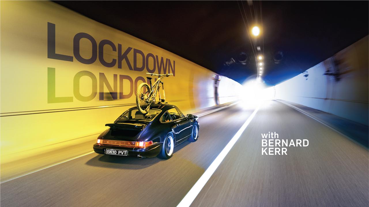 Bernard Kerr Lockdown London, Lockdown London – Bernard Kerr