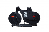 Mountain Bike Transportation Cover, Zeal Pro Mountain Bike Cover – Protect Your Bike While Traveling On A Rack