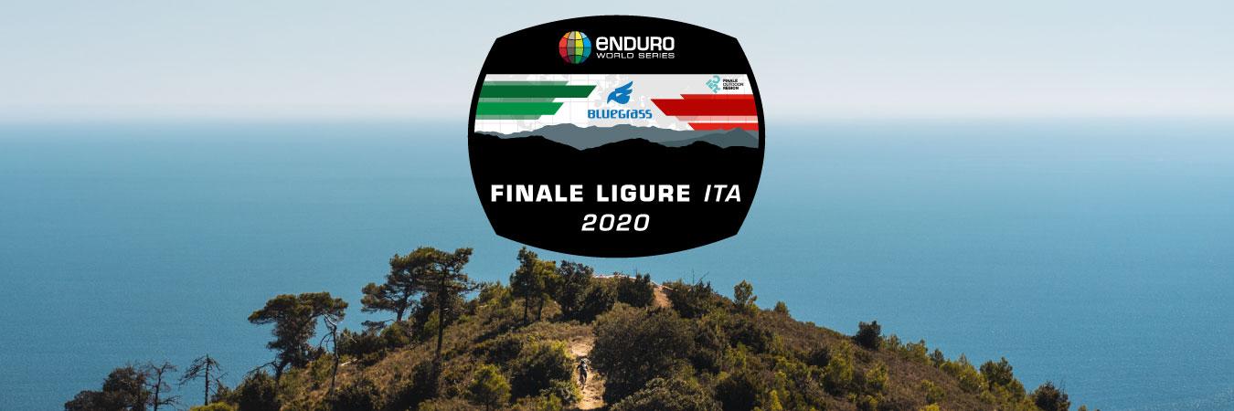 Enduro World Series Finale Ligure, Enduro World Series Final Round – Bluegrass Finale Ligure