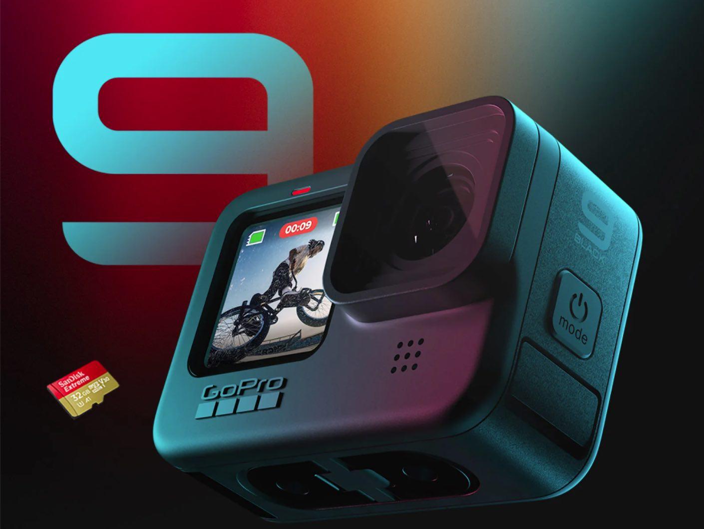 , The Best Helmet Camera Gets Better – GoPro Hero 9 Black
