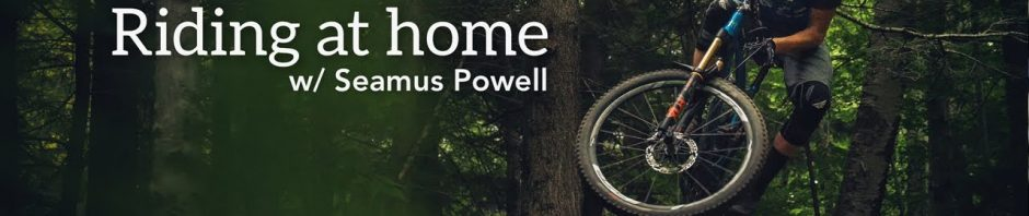 , Video: Riding at Home with Seamus Powell