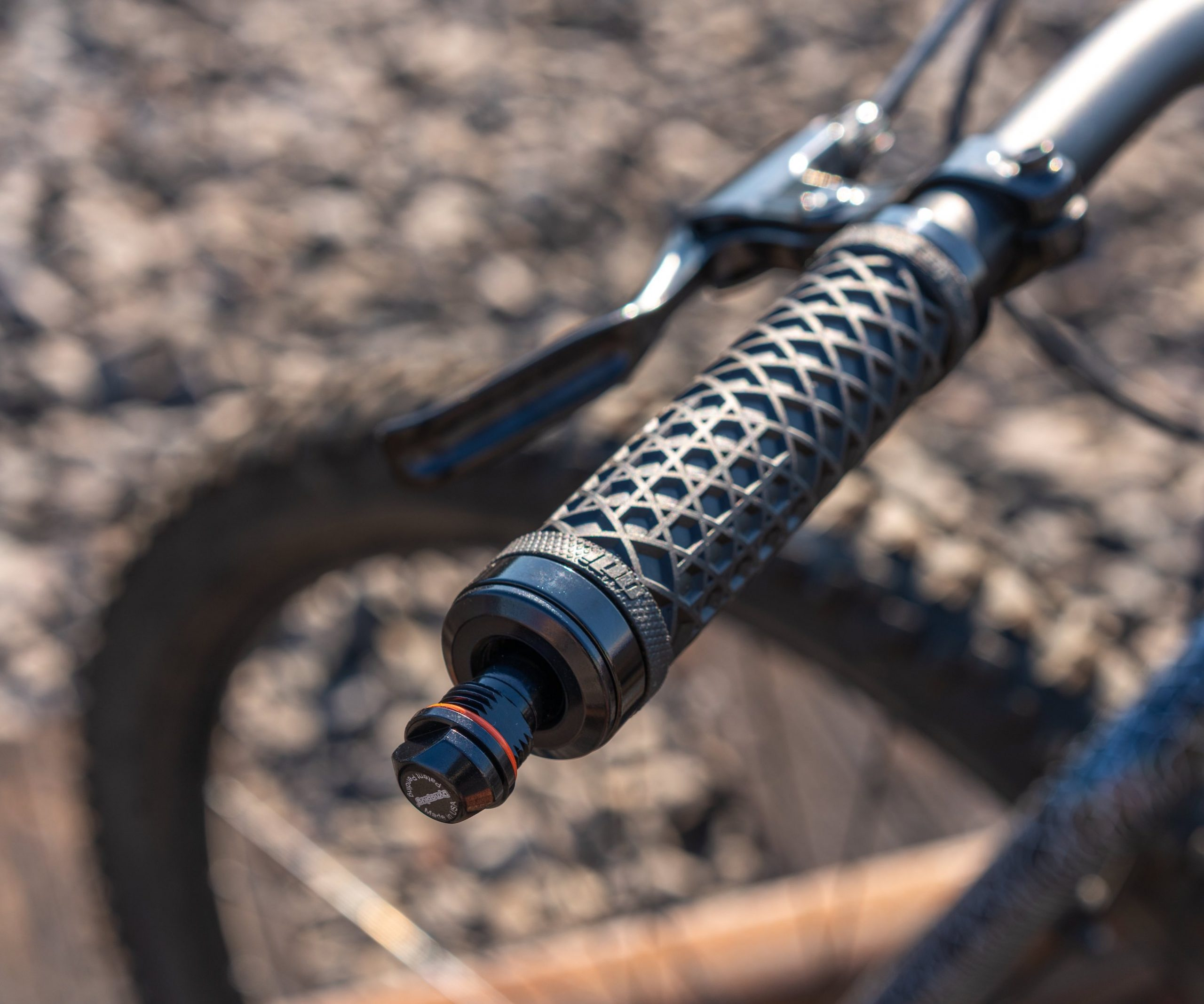 Dymanplug Covert Bar End Tubeless Repair Kit, Dynaplug Covert Bar End Tubeless Repair Kit