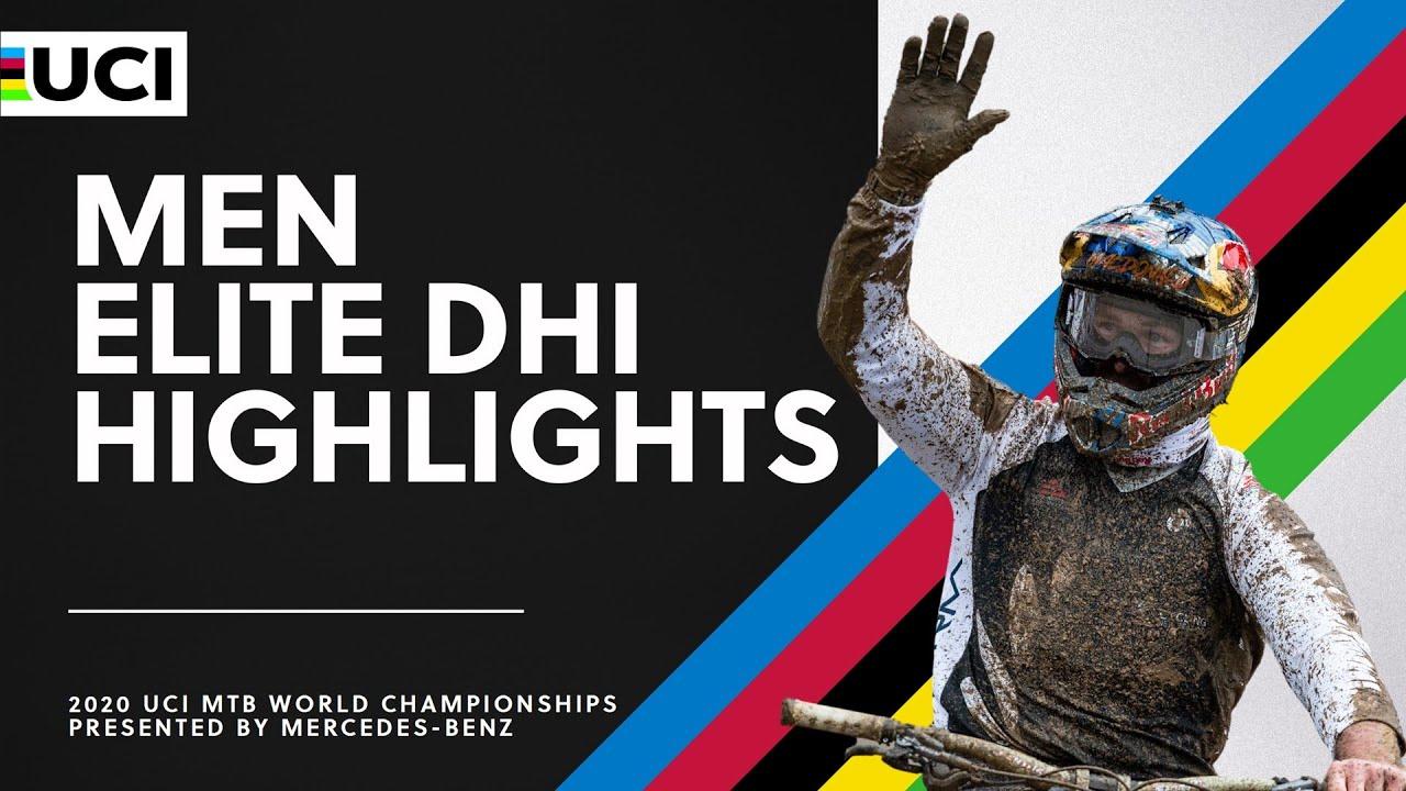 2020 Elite Men and Women's Highlights Leognang World Championship Downhill, 2020 Elite Men and Women's Highlights Leogang World Championship Downhill