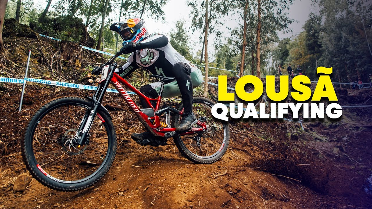 Lousa World Cup Qualifying, Lousa World Cup Weekend – Qualifying & Track Walk WynTV