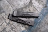 Affinity Cycles Carbon Fiber Tire Levers, Affinity Cycles USA Made Premium Carbon Fiber Tire Lever