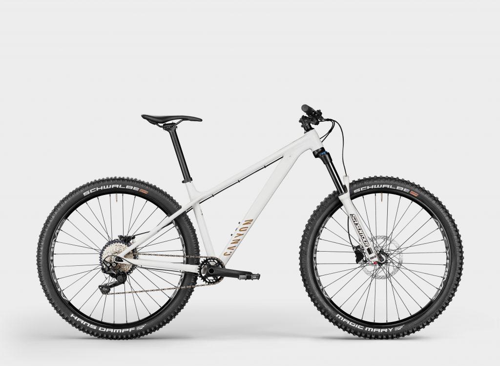 2021 Canyon Stoic 2 3 and 4 Trail Bike Hardtail, 2021 Canyon Stoic 2, 3, and 4 Trail Bike Hardtail