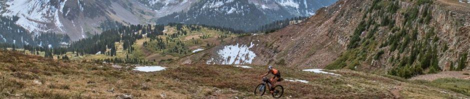 , Payson McElveen Bikepacking 530 miles Durango to Denver