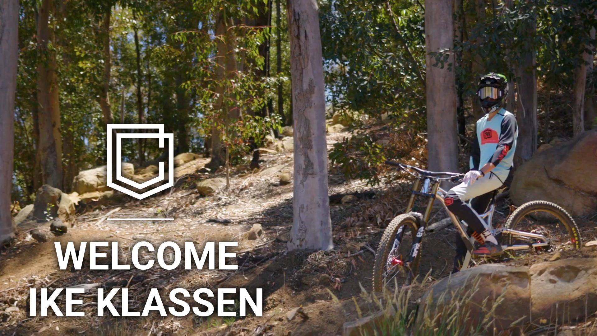 , Ike Klaassen Join Commencal South Africa