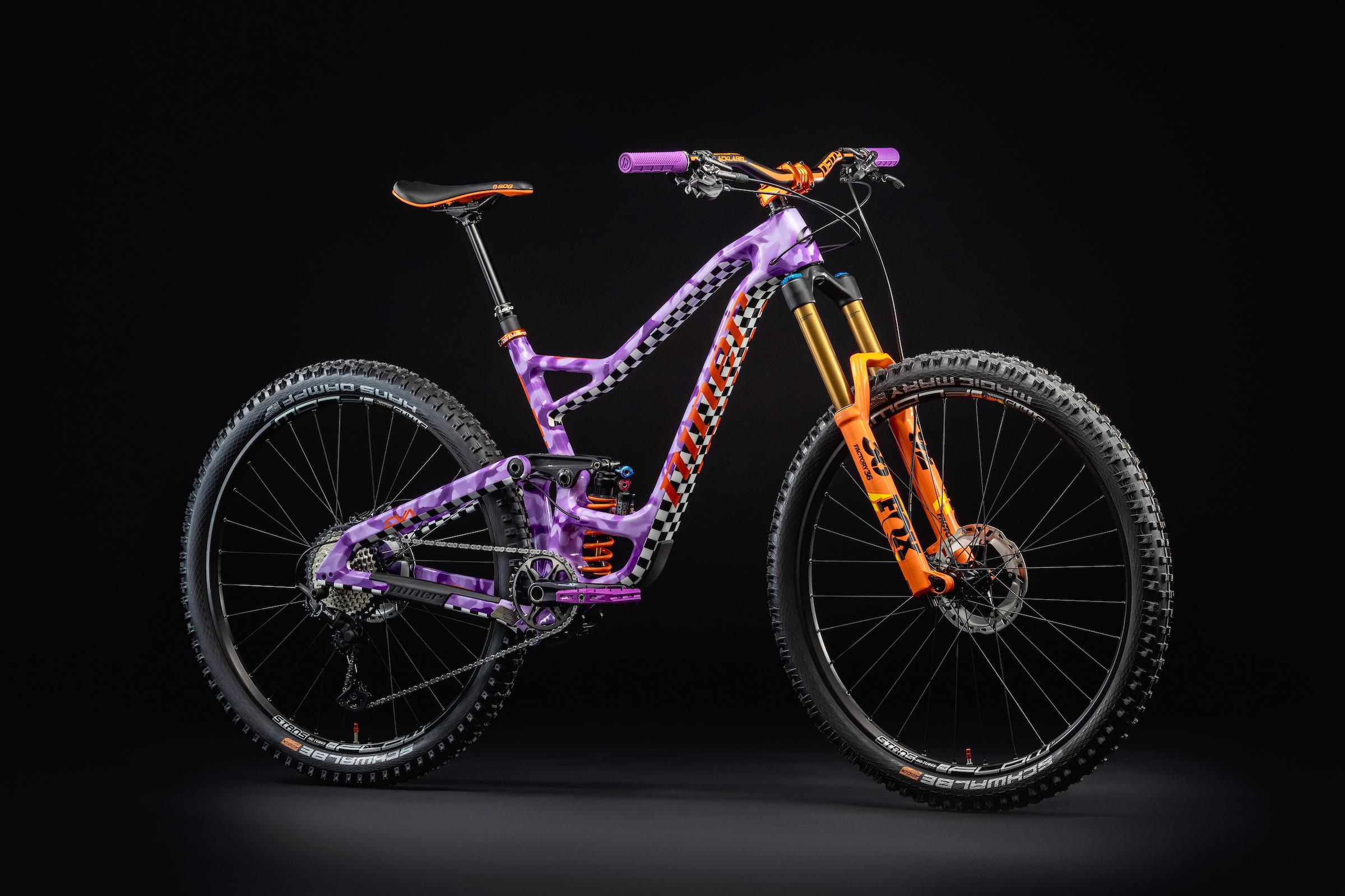 , Kirt Voreis – Custom Purple Niner RIP