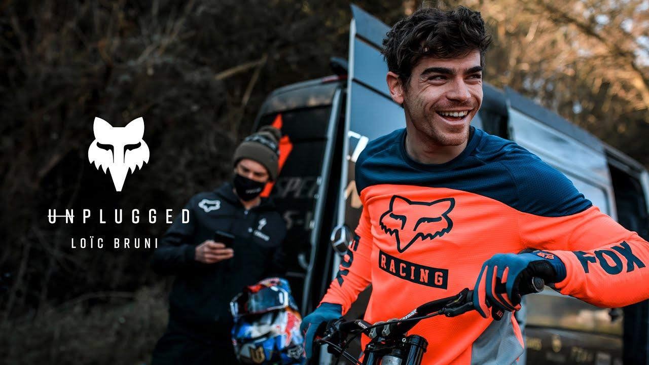 , Video: FOX Racing – Loic Bruni Unplugged
