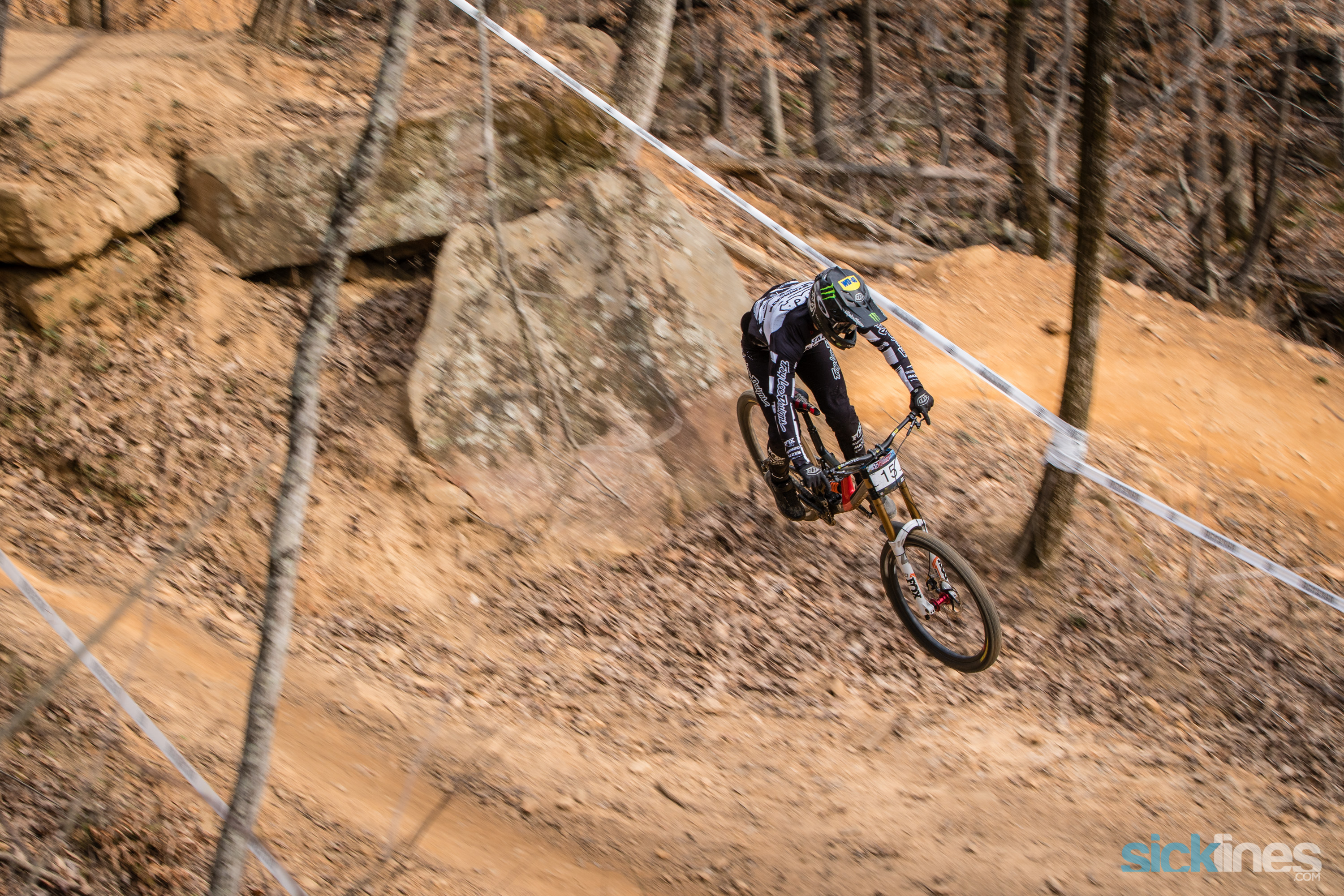 Seeding Results Tennessee National Windrock U.S. National Downhill Series, Seeding Results U.S. National DH Windrock – Tennessee National