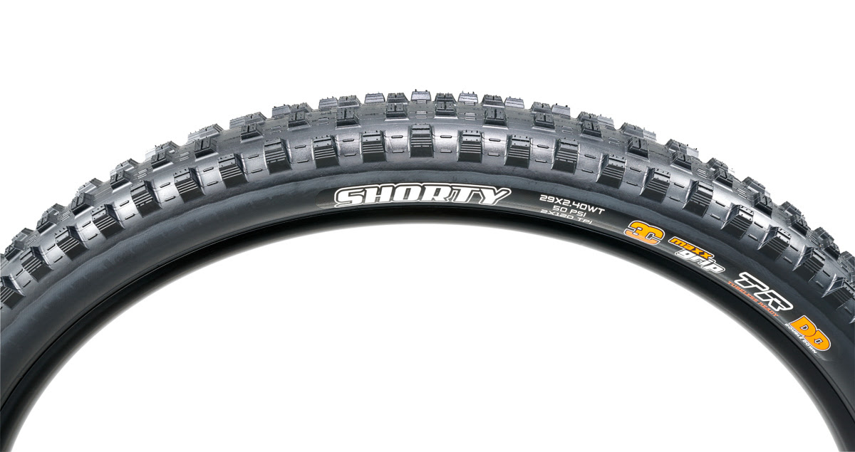 , Maxxis Releases A New Shorty Tire With Blenkinsop
