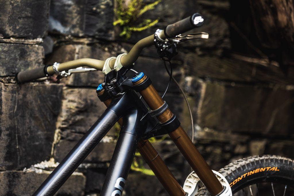 Gee Atherton's SLATE LINE Bike, Gee Atherton's SLATE LINE Bike