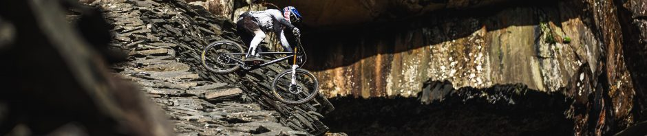 , The Slate Line – Gee Atherton
