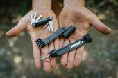 OneUp EDC Threadless Carrier and V2 EDC Tool, OneUp EDC Threadless Carrier, V2 EDC Tool