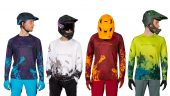 Endura MT500 Mountain Bike Clothing, Endura MT500 Smok'n Prints