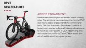 KOM Cycling 3-Tier Indoor Cycling Trainer System, KOM Cycling Launches 3-Tier Full-Motion Indoor Cycling Rocker Plate