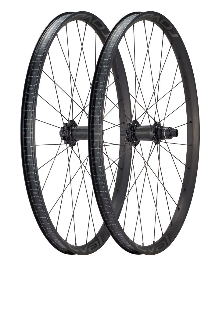, Roval Components – New Traverse Alloy Wheelset