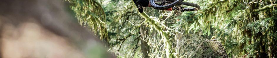 , Cody Kelley At Duthie Mountain Bike Park
