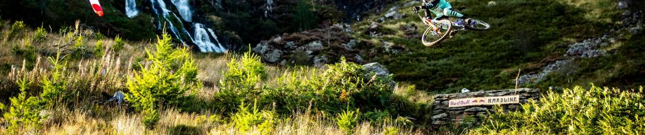 , 2021 Red Bull Hardline Course Preview