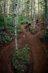 BLUEPRINT Mountain Bike Trail Cumberland BC, BLUEPRINT Trail – Cumberland, BC