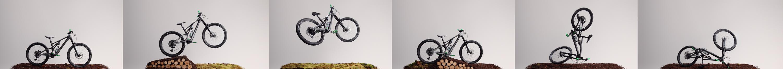 , The OneUP Self-Riding Mountain Bike