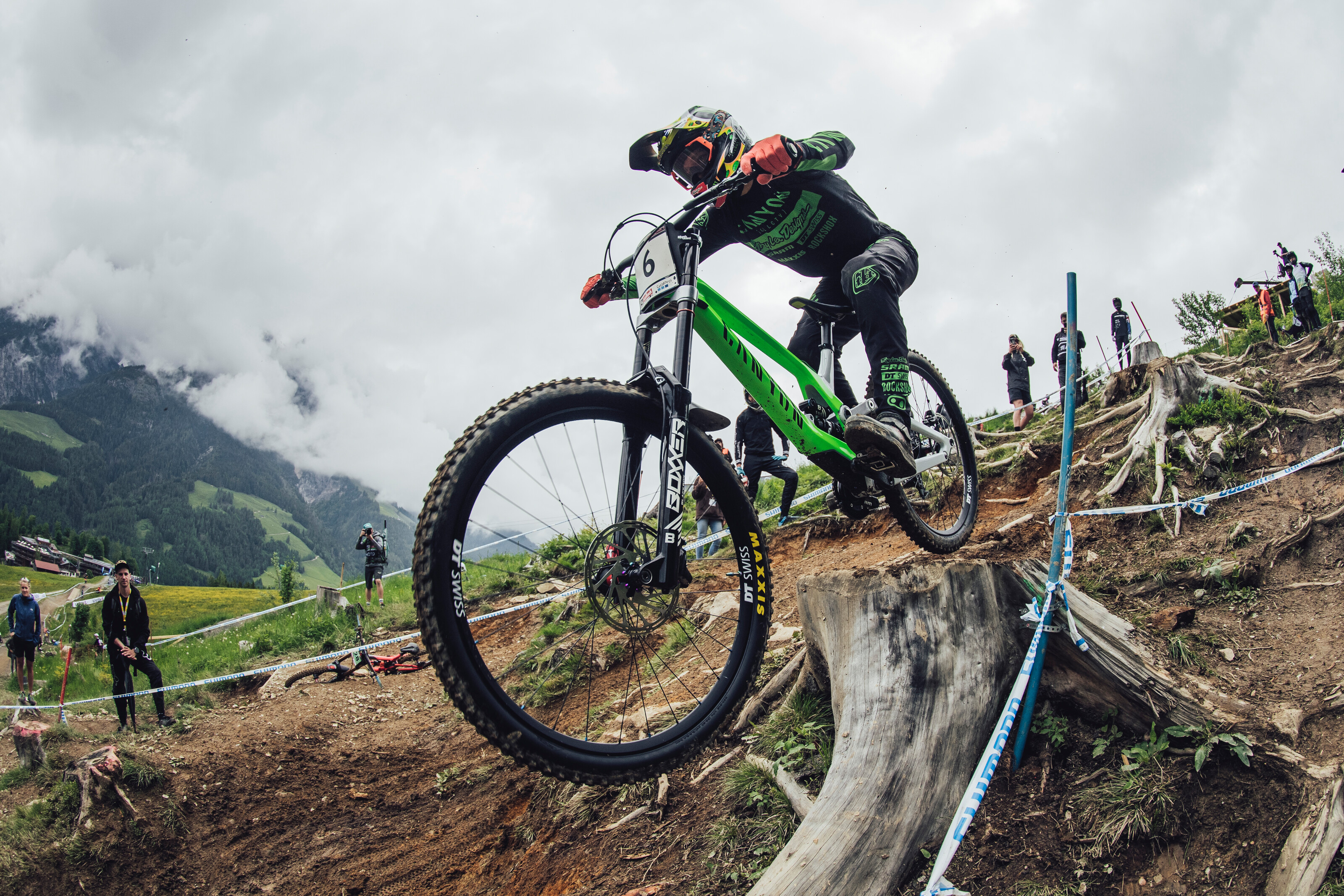 , Les Gets World Cup Downhill – Round #2 UCI