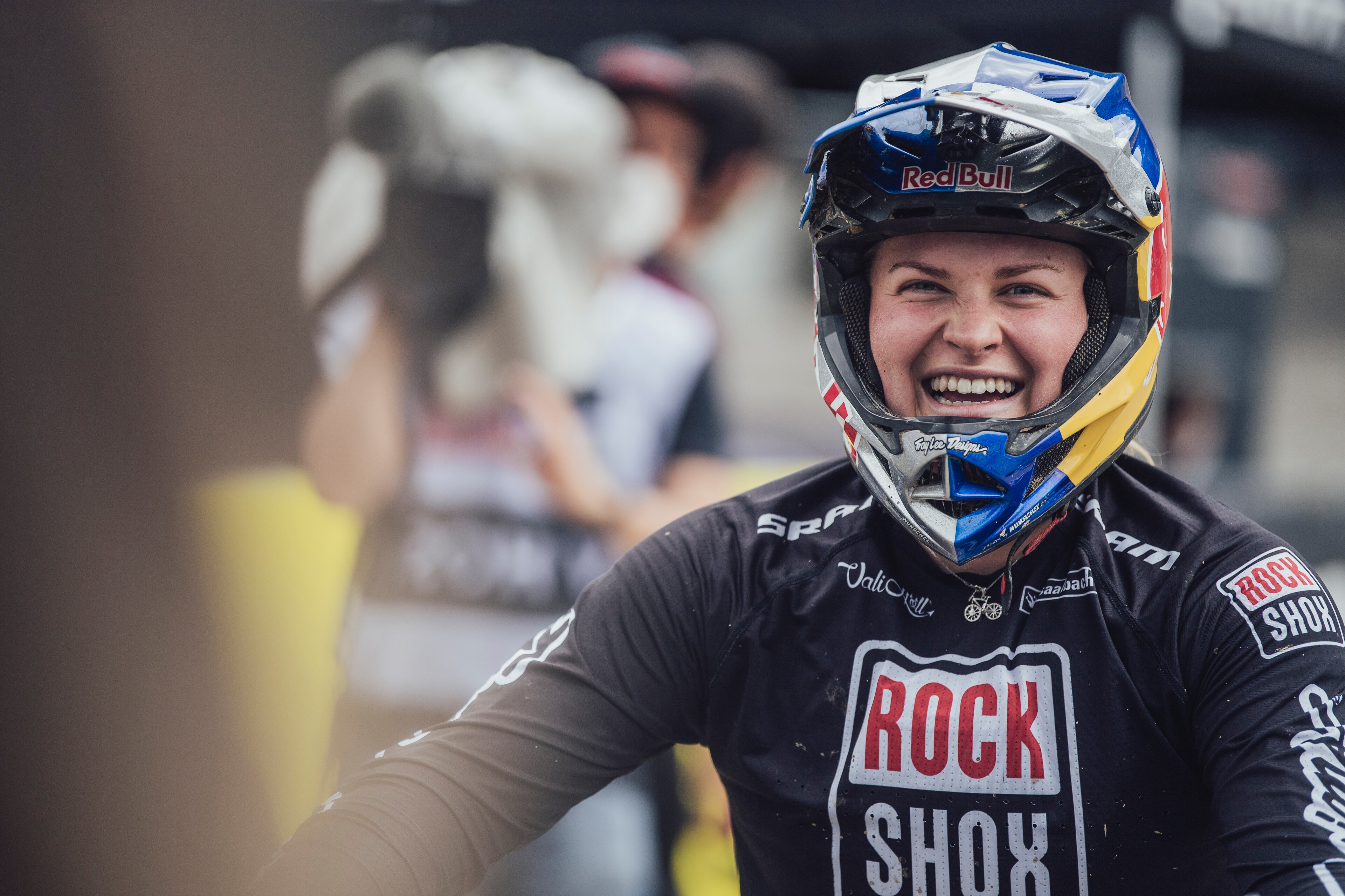 , The Rise Of Downhill Prodigy – Vali Holl