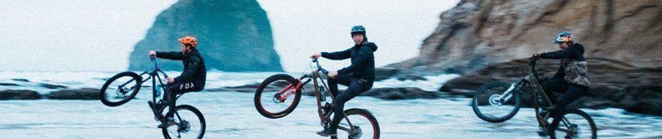 , Transition Bikes – Scouting The Oregon Coast