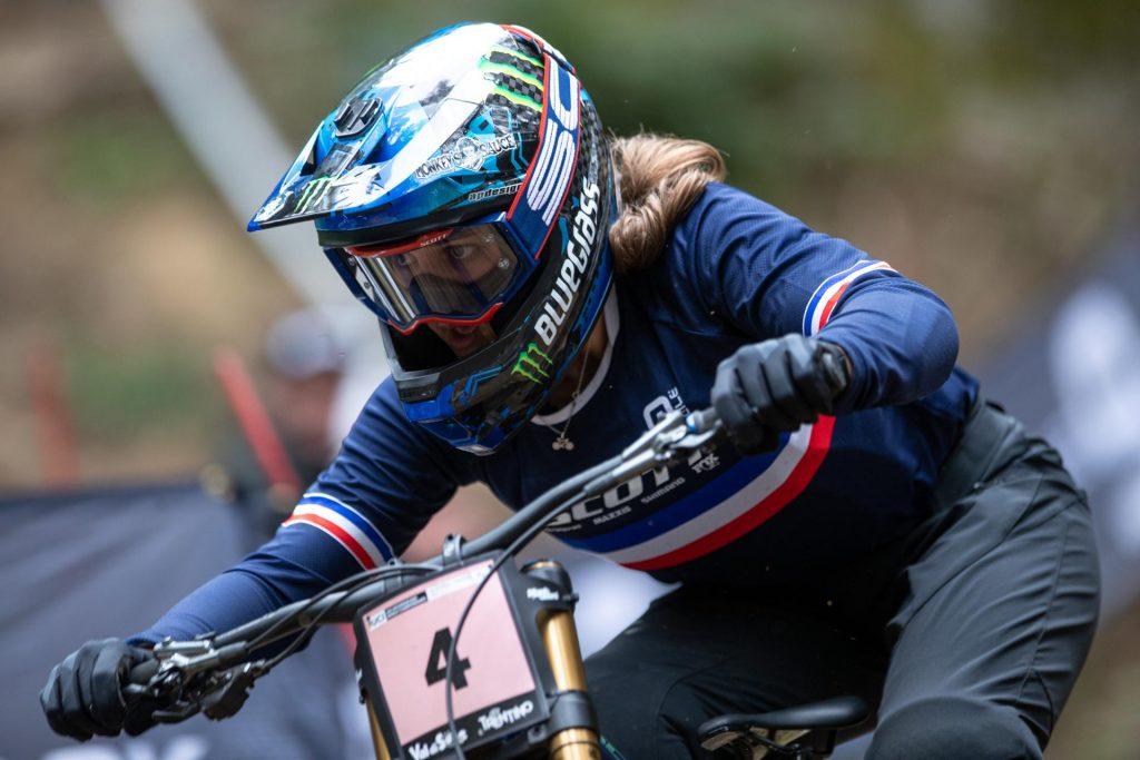 , Val di Sole World Championships Downhill Results