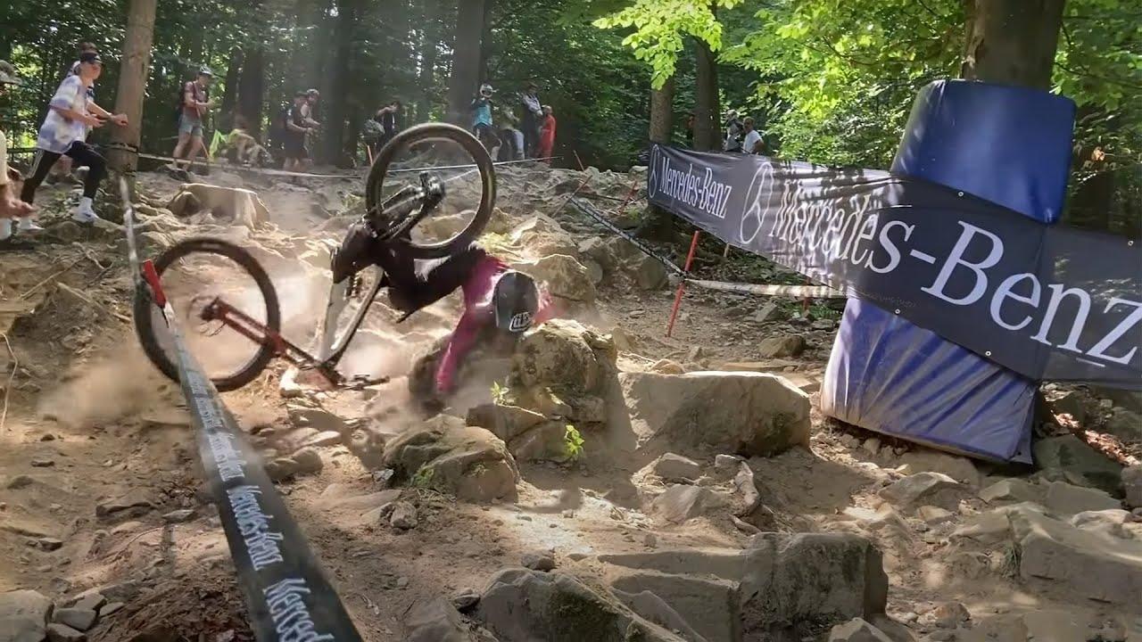 , UCI Downhill World Cup – Maribor Practice