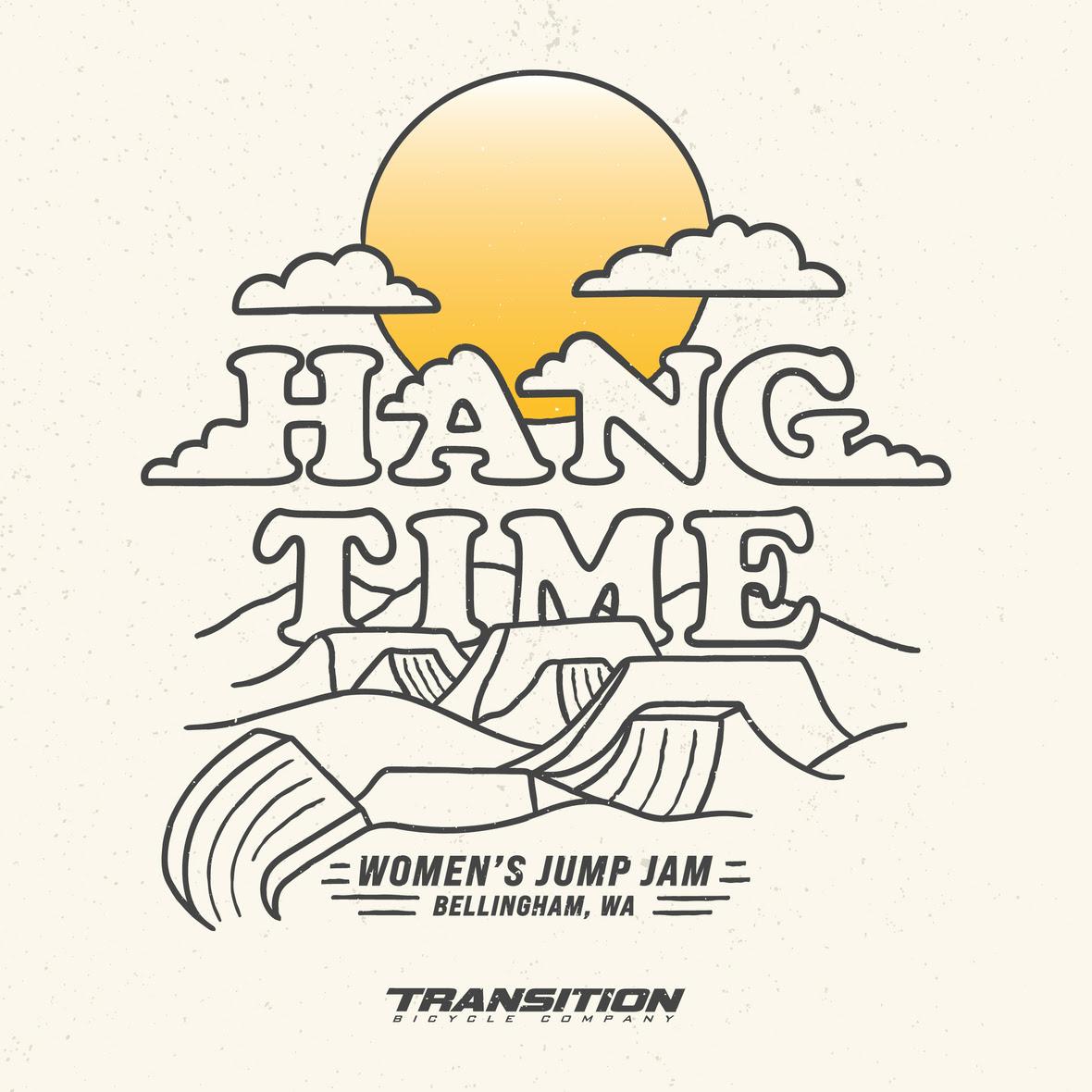 Hangtime Jump Jam - Bellingham Sept 4th With Hannah Bergman, Hangtime Jump Jam – Bellingham, WA Sept 4th With Hannah Bergman