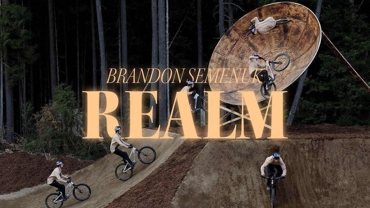 , Reimagining Slopestyle – Brandon Semenuk