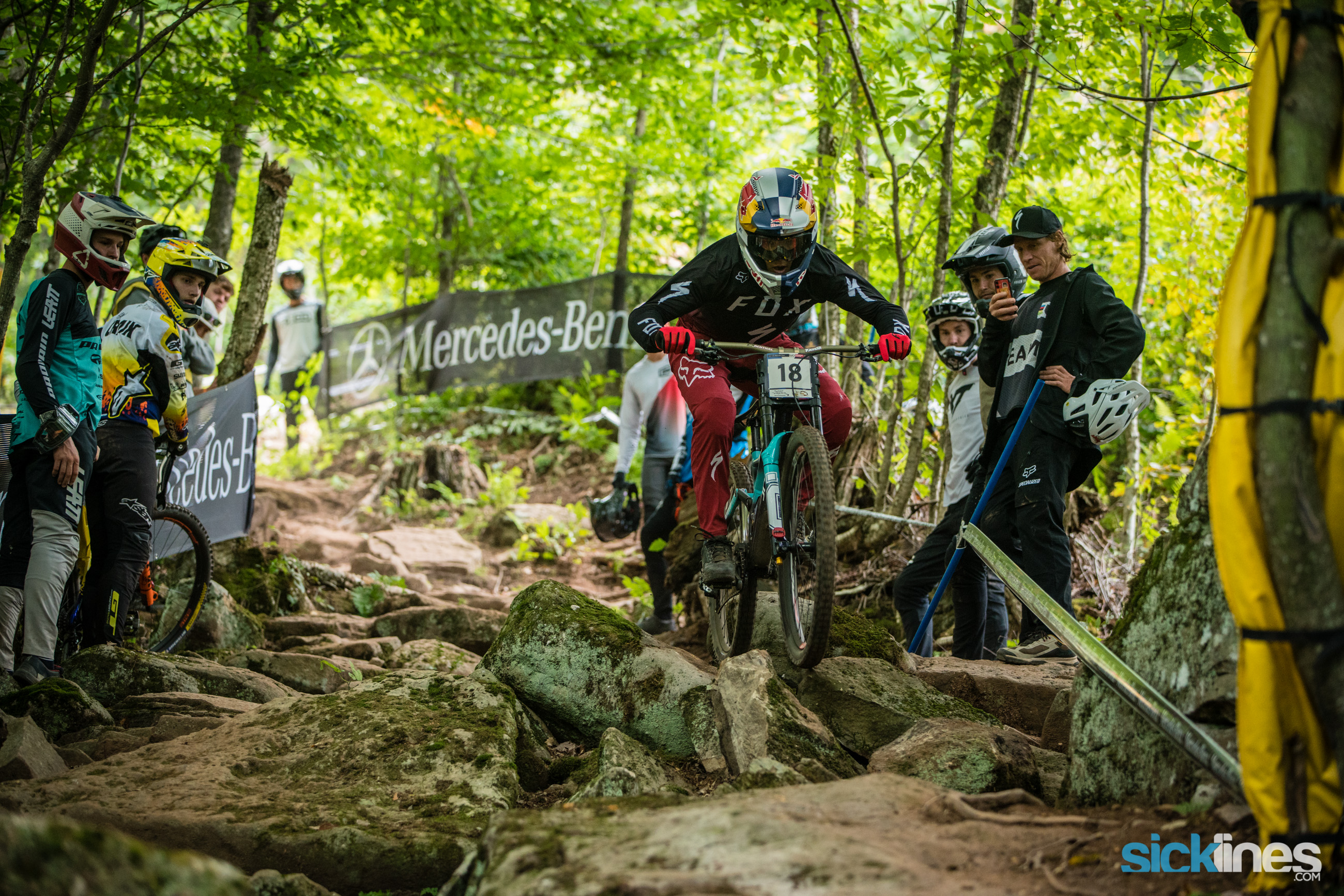 , Snowshoe UCI Downhill World Cup Finals Videos