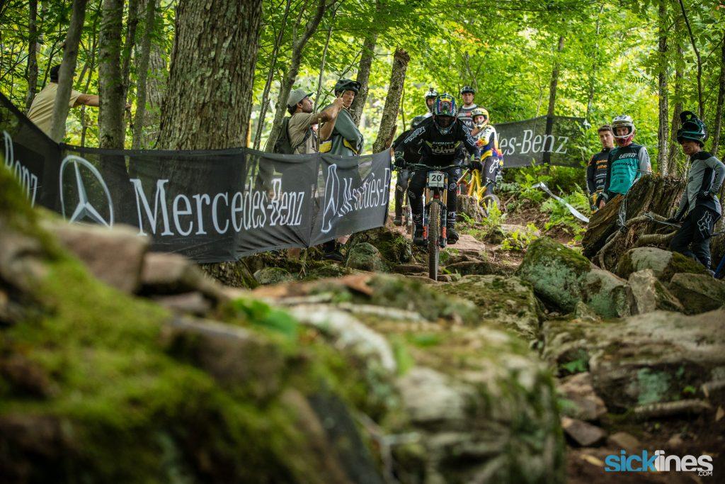 Mercedez-Benz UCI Downhill World Cup #6 Snowshoe - Practice Day, Mercedez-Benz UCI Downhill World Cup #6 Snowshoe – Practice Day