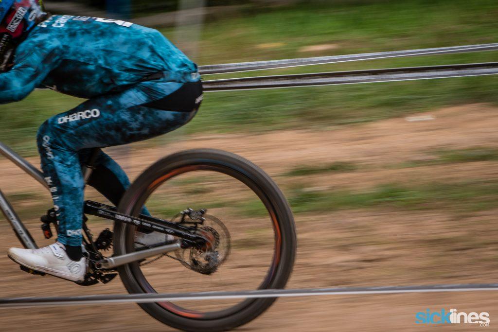 Qualifying Day Mercedez-Benz UCI Downhill World Cup #6 at Snowshoe, Qualifying Day Mercedez-Benz UCI Downhill World Cup #6 at Snowshoe