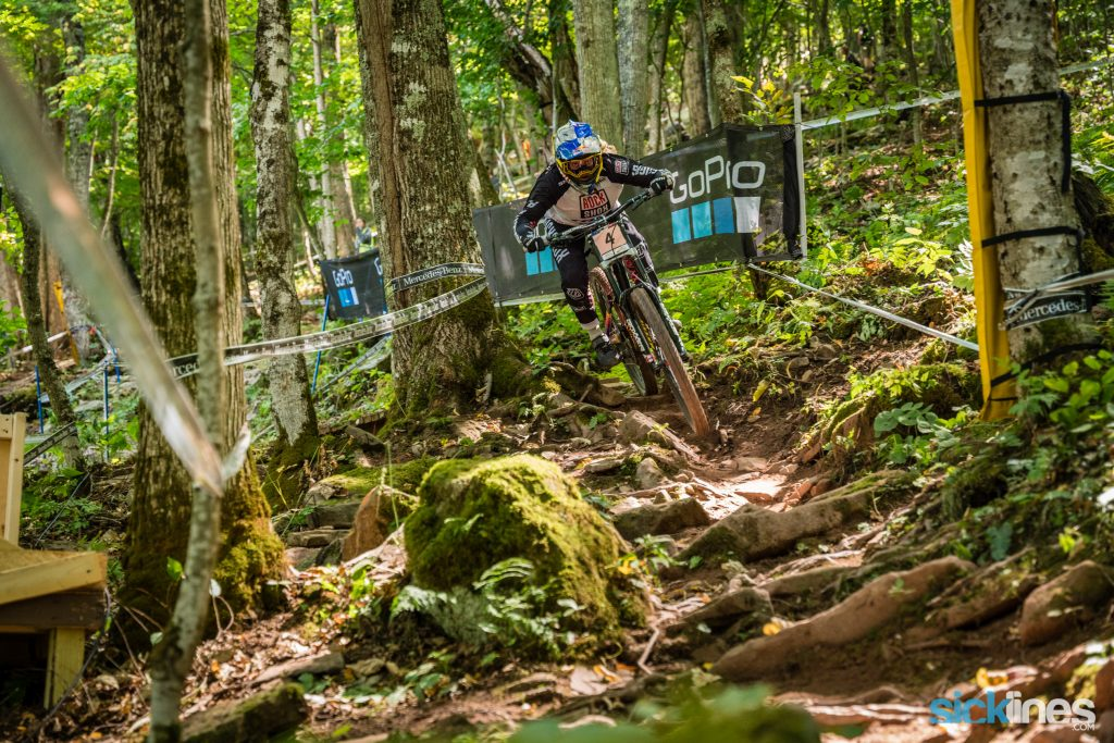 UCI World Cup Downhill #5 at Snowshoe - Race Day, UCI World Cup Downhill #5 At Snowshoe – Race Day