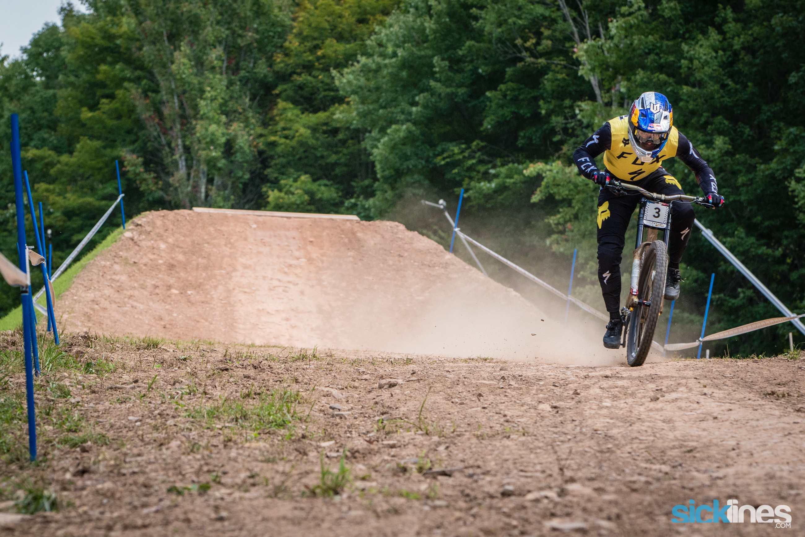 , Downhill World Cup Finals Video At Snowshoe – Red Bull