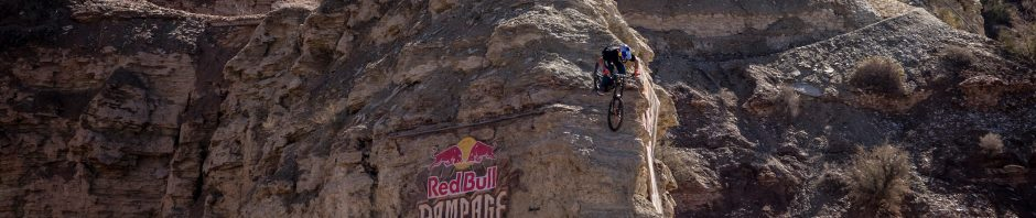 How Big are The Red Bull Rampage Drops and Jumps?, How Big Are The Red Bull Rampage Drops and Jumps?