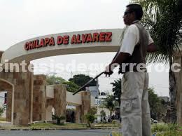 Irrumpe grupo armado en Chilapa