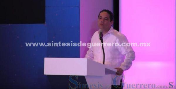 (Video) Celebra Evodio Inversión de más de mil millones de dólares para Acapulco