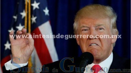 """Trump amenaza a General Motors con """"grandes aranceles"""" si sigue fabricando en México"""