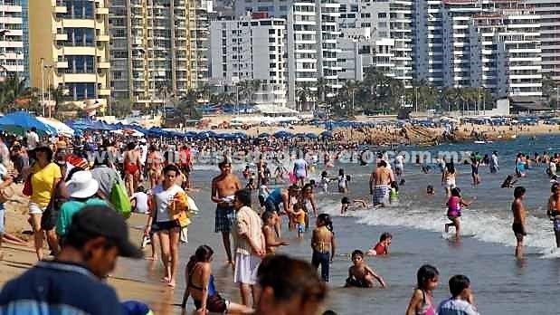 Espera Guerrero a un millón de turistas