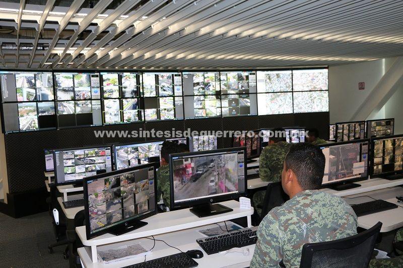 Inicia operación del 911 en los C4 de Guerrero: SSP