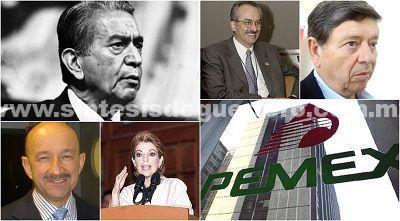 Índice Político: Los sultanes petroleros: corrupción y gasolinazo