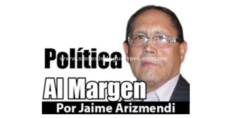 Política Al Margen: Impedirá EU Paso de Armas y Dinero Sucio Hacia México